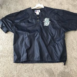 Russell athletic Seattle Mariners warm up jacket